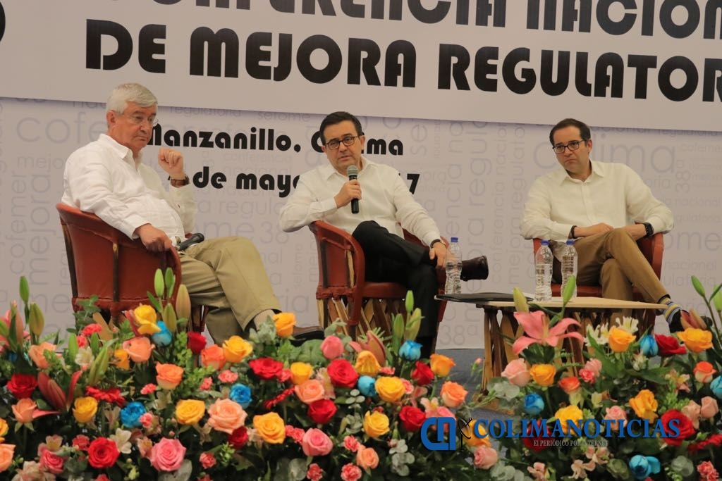 Presenta Clara Luz implementación de mejora regulatoria municipal