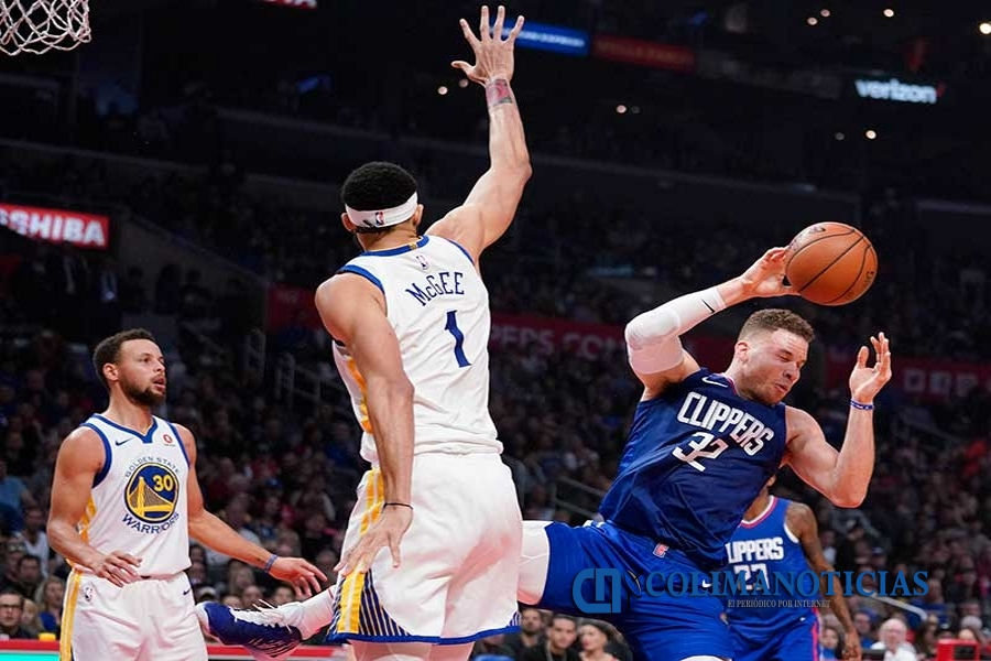 Curry explota ante los Clippers
